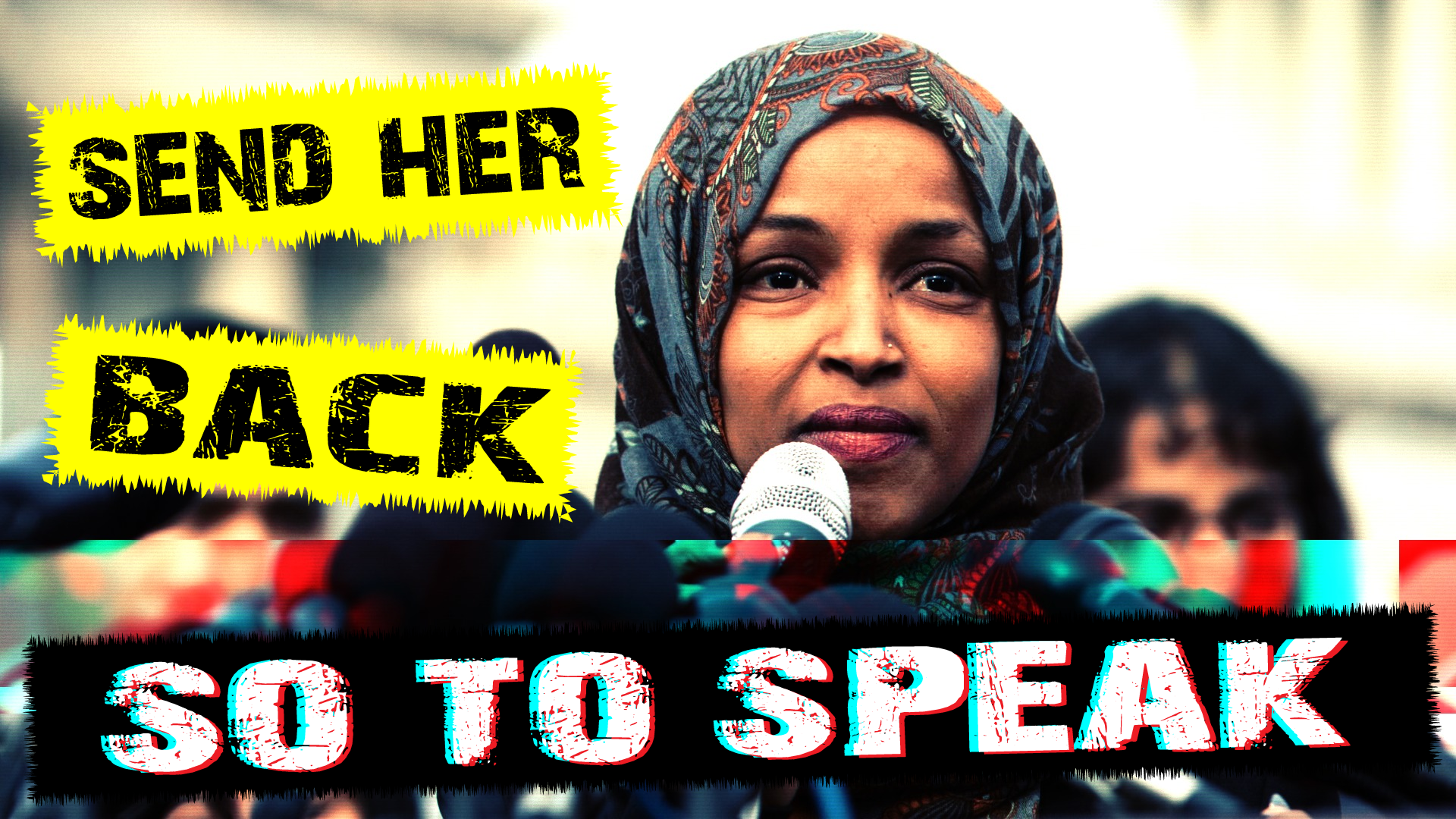 Ilhan Omar Send Her Back Married Her Brother